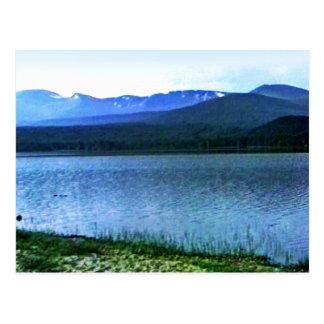 jGibney del arte -36909a1 de las montañas de Postal