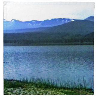 jGibney del arte -36909a1 de las montañas de Servilleta