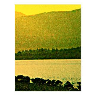 jGibney del arte 37319a1 de las montañas de Postal