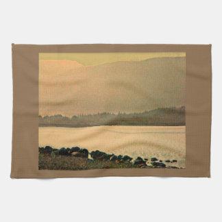 jGibney del arte 37319a2 de las montañas de Toallas