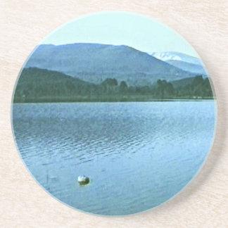 jGibney del arte snap36688 de las montañas de Posavasos Para Bebidas