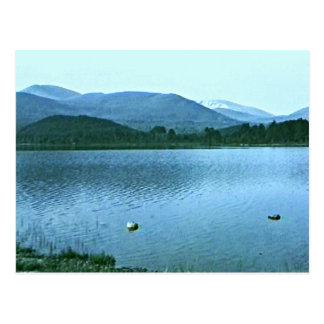 jGibney del arte snap36688 de las montañas de Postal
