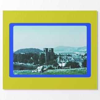 jGibney del arte snap-38784 del castillo de Papel De Regalo