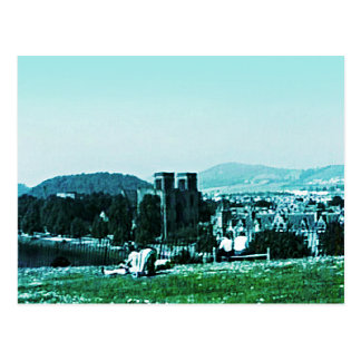 jGibney del arte snap-38784 del castillo de Postal