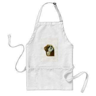 jGibney del perrito de MURPHY los regalos de Delantales