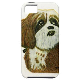jGibney del perrito de MURPHY los regalos de iPhone 5 Case-Mate Carcasa