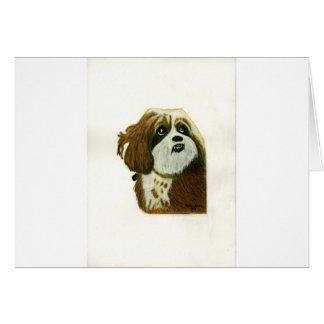 jGibney del perrito de MURPHY los regalos de Tarjeta