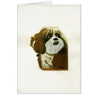 jGibney del perrito de MURPHY los regalos de Tarjeta De Felicitación