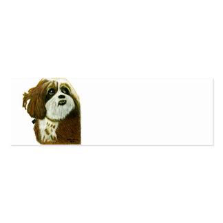 jGibney del perrito de MURPHY los regalos de Tarjetas De Visita Mini