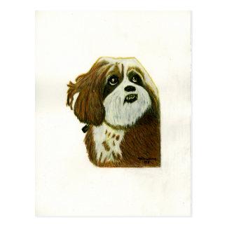 jGibney del perrito de MURPHY los regalos de Tarjeta Postal