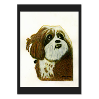 jGibney del perro de Murphy 1 el regalo de Zazzle Plantilla De Tarjeta De Negocio
