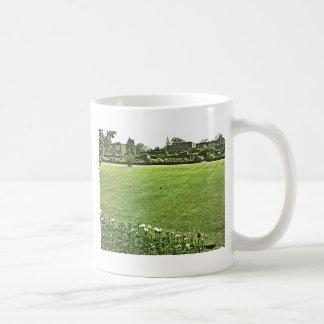 jGibney En--Verde de Stratford-sobre-Avon Taza Clásica