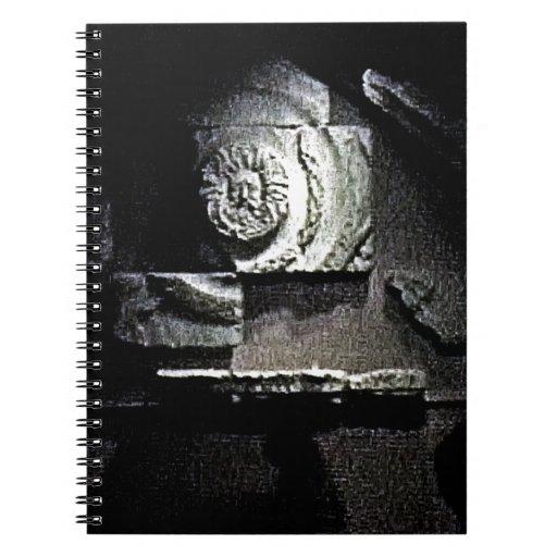 jGibney romano de dios del sol snap-13584 de Libros De Apuntes