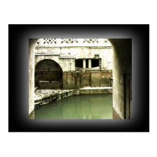 jGibney romano de Inglaterra 1986 Bath1b Tarjetas Postales