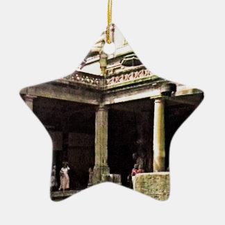 jGibney romano de Inglaterra 1986 Bath1c Ornamentos De Navidad