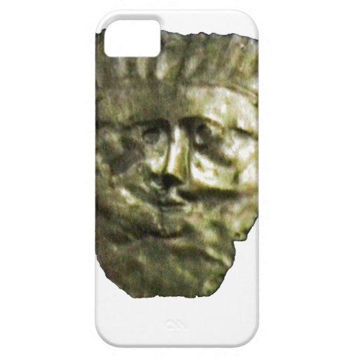 jGibney romano T de Inglaterra 1986 Mask1 iPhone 5 Case-Mate Cárcasa