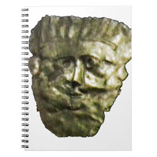 jGibney romano T de Inglaterra 1986 Mask1 Cuadernos