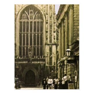 jGibney snap-12391 de Inglaterra 1986 del baño El Tarjetas Postales