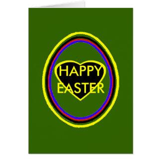 ¡jGibney! UCreate Pascua feliz Tarjeta De Felicitación