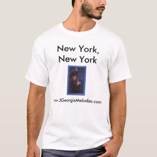 JGM_New York, Nueva York, camisa