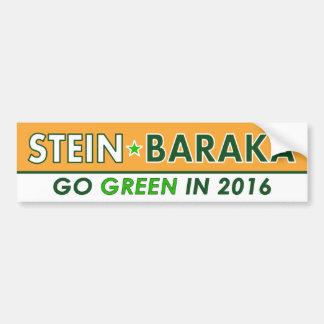 Jill Stein/Baraka - pegatina para el parachoques Pegatina Para Coche