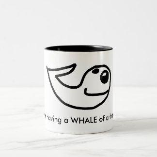 Jim: Taza del tiempo de la ballena