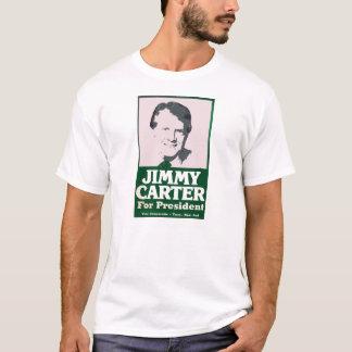 Jimmy Carter apenó mirada cortada Camiseta