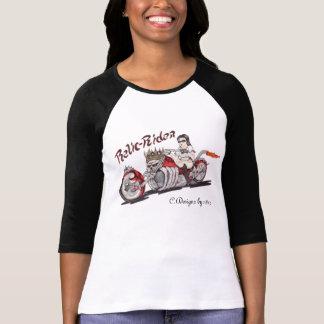 Jinete de la reliquia camiseta