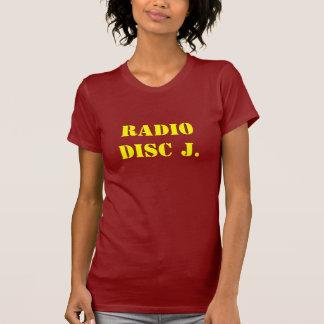 JINETE DE RADIODISC CAMISETAS