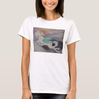 Jinete del claro de luna camiseta