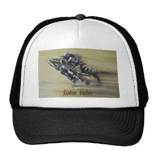 Jinete del cocodrilo gorras