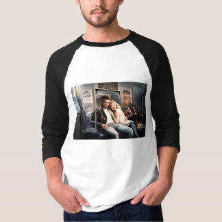 Jinetes del subterráneo camiseta