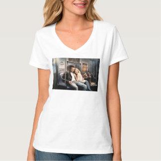 Jinetes del subterráneo camisetas