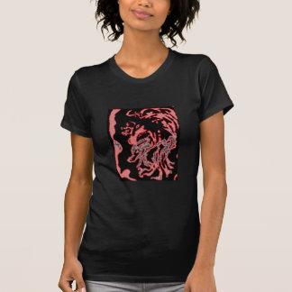 jinetes flamming camiseta
