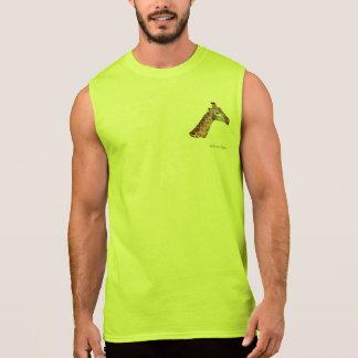 Jirafa 13 camiseta sin mangas