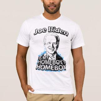 Joe Biden es camisetas del Homeboy de mi Homeboy