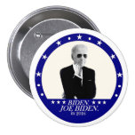 Joe Biden para el presidente en 2016 Chapa Redonda De 7 Cm