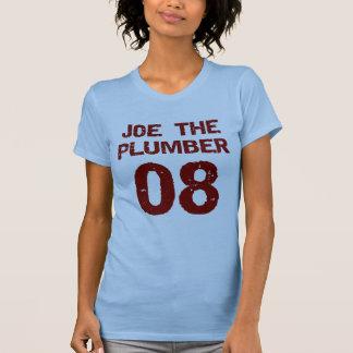 Joe el fontanero (estilo) del jersey de los camisetas