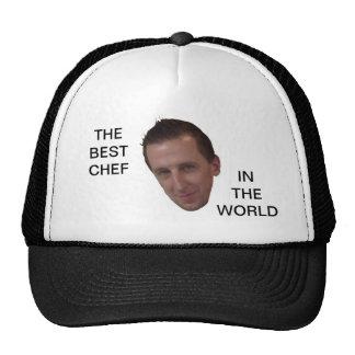 Joe Kirtland - el mejor cocinero del mundo Gorras
