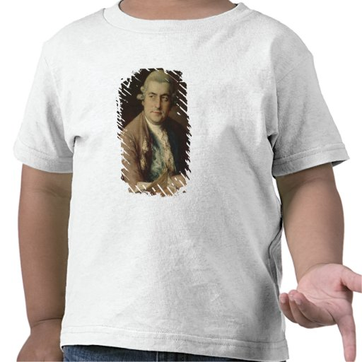 Johann Christian Bach, 1776 Camiseta