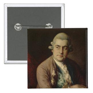 Johann Christian Bach 1776 Pin