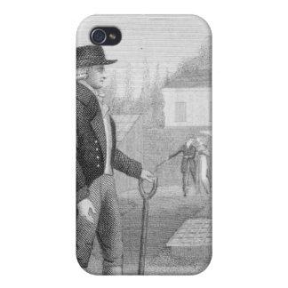 John Abercrombie, 1839 iPhone 4 Cárcasa