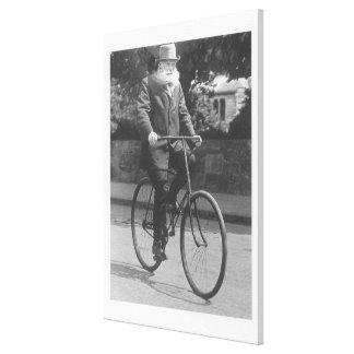 John Boyd Dunlop Lienzo Envuelto Para Galerías