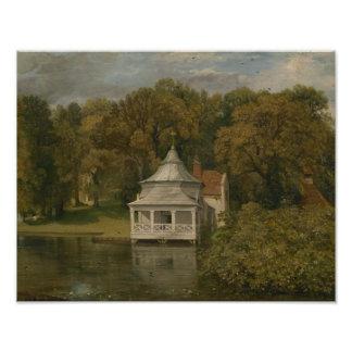 John Constable - los cuartos detrás de Alresford Foto