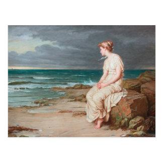 John William Waterhouse - Miranda Postal