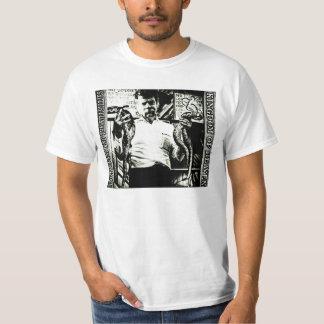 """Johnny enojado """"reino del cielo """" camiseta"""