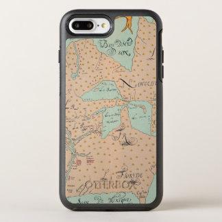 JOLLIET: NORTEAMÉRICA 1674 FUNDA OtterBox SYMMETRY PARA iPhone 8 PLUS/7 PLUS