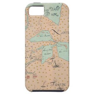 JOLLIET: NORTEAMÉRICA 1674 FUNDA PARA iPhone SE/5/5s
