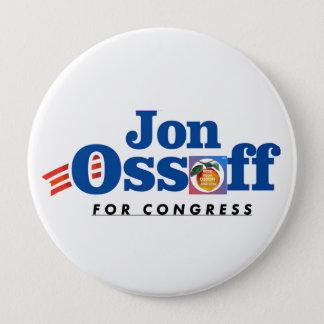 ¡Jon Ossoff para el #VoteYourOssoff del botón del