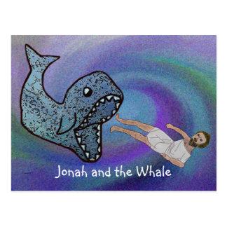 Jonah y la postal de la ballena